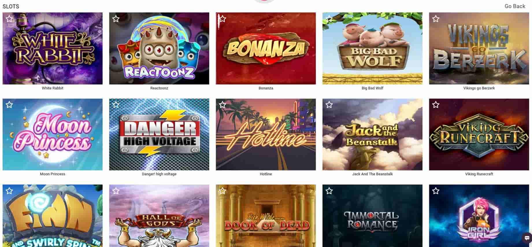 online spel slots